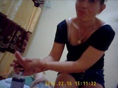 Real Thai oil massage blowjob happy ending in Pattaya, Thailand