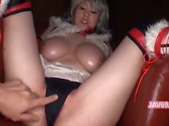 Cute Horny Asian Babe Having Sex