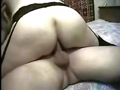 Mature BBW Gets Creampied On Webcam