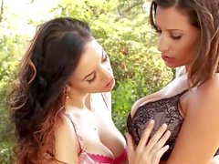 Outside Sex Romance - Scene 3 - DDF Productions - DDF Productions