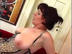 Mature Mom Female Ejaculation Nach der Orgasmus vom TROC