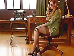 Office girl 4