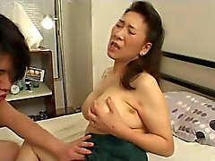 Young Boy Fucks Japanese Mature Mom