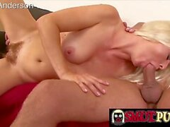 Smut nukke - Blondi Cuties Gorging itseään Hard Cock Compilation 7