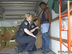 blonde milf high heels first time black suspect taken on a raunchy ride