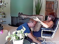 Fucking Wifey's Sister Before She Swallows Jizz