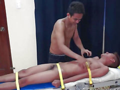 Oriental Twink Benjamin Can't Live Without Getting Tickled