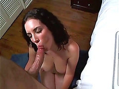 Jelena jensen oral-sex at home