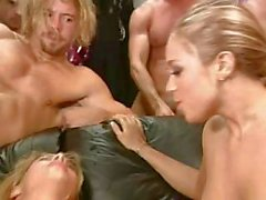 Judy Star and Angel in 'The gangbang girl 31'
