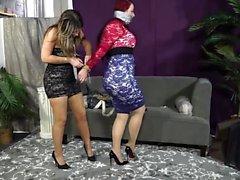 Lesbisch Rauh Hetero Mädchen