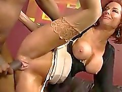 Veronica Avluv has squirting orgasm