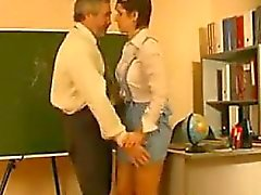 Schoolgirl Fucked By Her Teacher