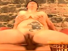 BBW norsk stepmom rough sex
