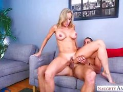 Horny Step Mom Brandi Love dreams about my cock