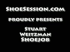 SHOEJOB SHOEJOB SHOEJOB Stuart Weitzman High Heels and Stockings