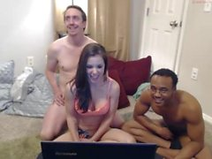 interracial group action all amateurs