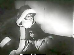 Santa Claus Always Knows what Girl Wants (1940s Vintage)