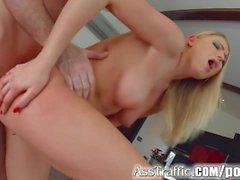 Ass Traffic Lucy Heart loves a good anal fucking