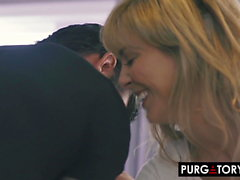 PURGATORYX My Wifes Massage Part 3 con Cherie Deville