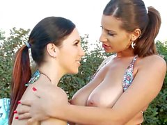 Outside Sex Romance 2 - Scene 1 - DDF Productions