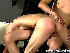 Eşcinsel porn spanked Boy Sucks