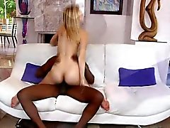 Alexa Grace wanted a black cock inside her pussy