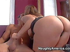 Kelly Divine is his sister's dirty friend with hot body