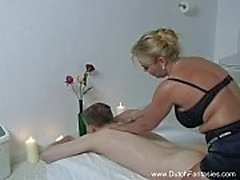 Chubby Dutch Massage & Rau Ficken
