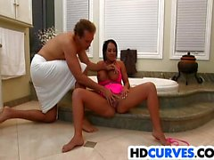 Nice Dick For Curvy Mariah Milano