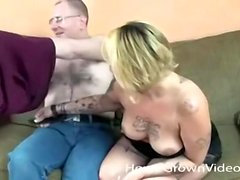 Lexi Swallows Hard Cock - Lexi Swallows Hard Cock