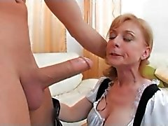 Nina Hartley wie Magd