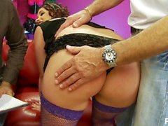 Ben dovers knicker inspection - Escena 3