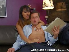 Angelina Chung Loves Wild Sex
