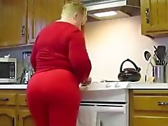 old granny with a phat ass