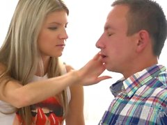 GIRLSRIMMING - Gina Gerson Prostate massage