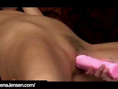 Penthouse Pet Jelena Jensen Tickles & Tongues Trisha Uptown!
