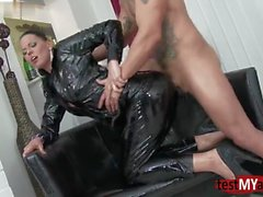 hot pornstar anal and cumshot movie movie 2