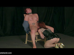 Wasteland Bondage Sex Film