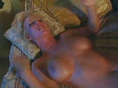 Serious dick ramming hot blonde