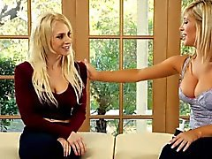 Tasha Reign massages her friends pussy and licked it