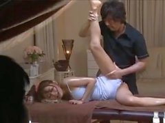 Esthetician fucking his hot Asian Wife