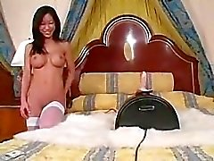 AIT ling cavaleiro sybian
