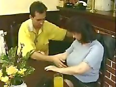 Mature woman and young man - 2