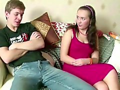 Brother Show Step-Sister How good Anal Sex is