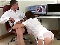 Lady Sonia hast job und die Blowjob