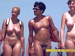 Paare nackte fkk Nudisten