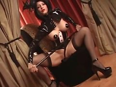 Rubber Doll Non Stop Masturbation