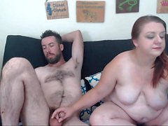 Fat Sexy Amateur Masturbates On Big Boobs