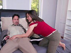 Trickery - Kaylani Lei tricked into anal sex with a stranger