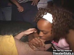 Stacey Dash Cousin Wild Theater GangBang